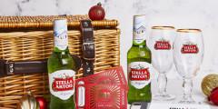 Win a Stella Artois Hamper when you Book a Christmas Party