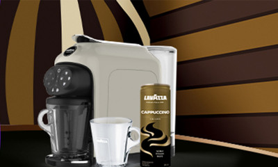 Free Lavazza Coffee Machine - Worth £199
