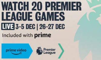 Free Premier League Christmas Football