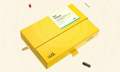 Free Box of Personalised Vitamins