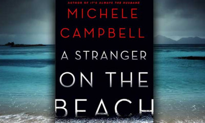 Free Paperback of A Stranger On The Beach (worth £7.99)