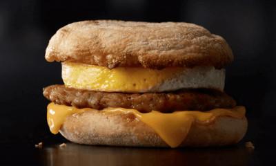 Free McDonald's McMuffin