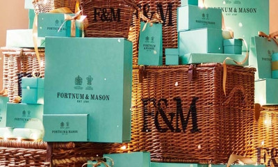 Win a Fortnum and Mason Grocery Hamper