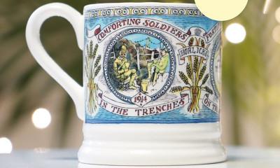 Free Horlicks Mug (Limited Edition)
