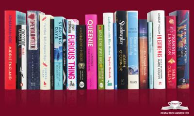 Win the Costa Book Awards 2019 Shortlist