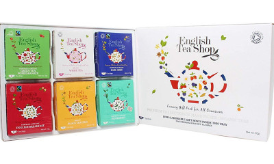 Free English Tea Shop Gift Set
