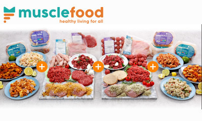 Four Free Super Lean Meat Hampers! (worth £56.62)