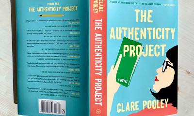 Free Copy of 'The Authenticity Project' by Clare Pooley
