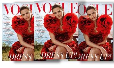 4 Issues of Vogue Magazine for £1