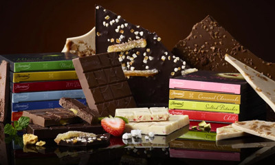 4 Free Thorntons Chocolate Blocks