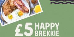 £5 Breakfast