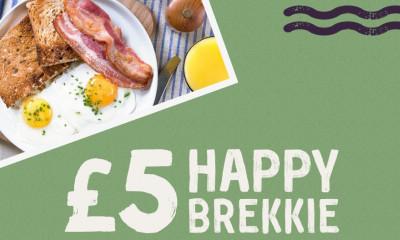 "<span class=""merchant-title"">Giraffe</span> | £5 Breakfast"