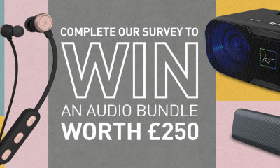 Win an Audio Bundle from Kitsound (worth £250)