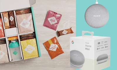 Win a Google Home Mini