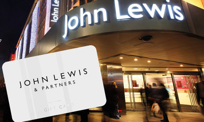 Win a John Lewis & Partners Gift Card worth £250