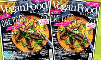 Free Vegan Food Magazine