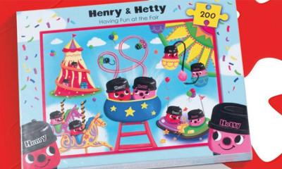 Free Henry & Hetty Jigsaw Puzzle