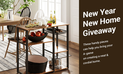 Free Shoe Racks, Coffee Tables, Baker's Racks, Side Tables & More