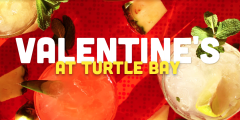 Valentines: Bottomless Dinner for £35