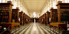 Wren Library, Trinity College | Cambridge