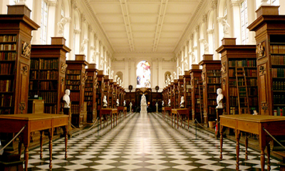 Wren Library, Trinity College | Cambridge