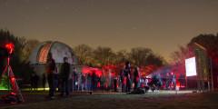 Stargazing at the Institute of Astronomy | Cambridge