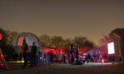 Stargazing at the Institute of Astronomy | Cambridge