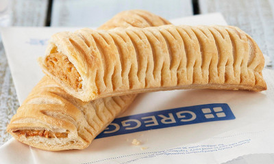 Free Greggs Vegan Sausage Roll *OUT OF STOCK