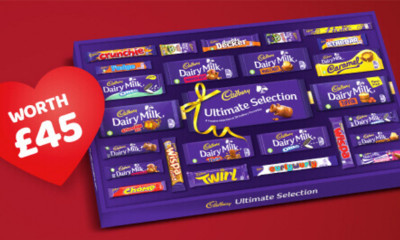 Win 1 of 5 Cadbury Ultimate Selection Boxes (Worth £45)