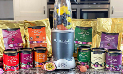 Win a NutriBullet 600 & Food Thoughts Bundle