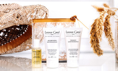 Free Haircare Travel Kit