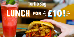 Free Lunch Worth £10