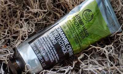 Free Body Shop Hemp Hand Cream - 35,000 Available!