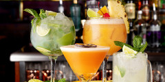 Free Birthday Cocktails