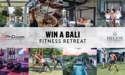 Win a Luxury Retreat in Bali