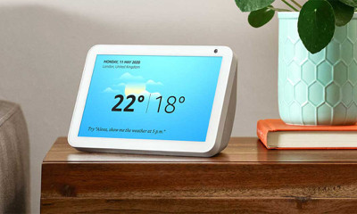 Win an Amazon Echo Show 8