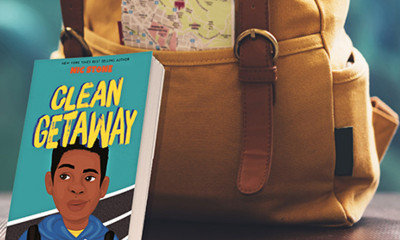 Free Copy of 'Clean Getaway' by Nic Stone