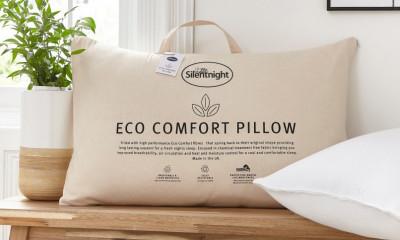 Win a Silentnight Eco Comfort Pillow