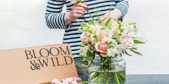 Free Bouquet of Flowers from Bloom & Wild