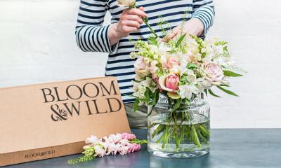 Free Bloom & Wild Letterbox Bouquet