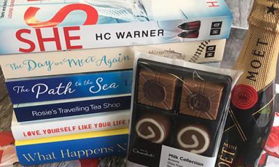 Win a Valentine's Day Book Bundle