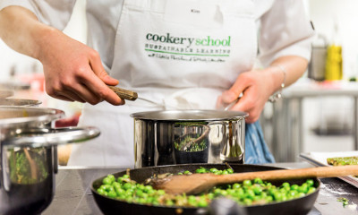 Win a Cooking Masterclass Worth £125