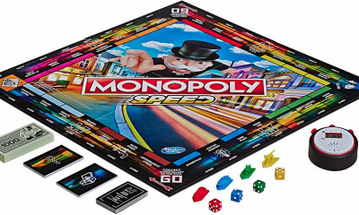 Free Speed Monopoly