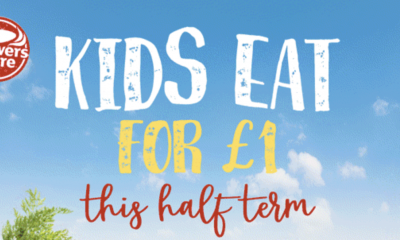 Half Term: Kids Eat for £1