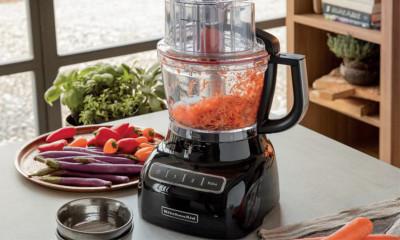 Win a Kitchenaid Food Processor