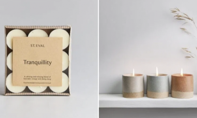 Win Scented Candles & More from St. Eval (worth over £60)