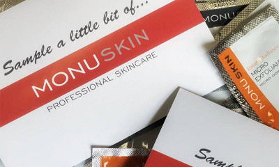 Free Natural Skincare from Monuskin
