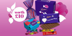Free Cadbury Choc Variety Box (worth £10)