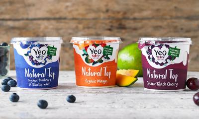 Free Yeo Valley Yoghurt