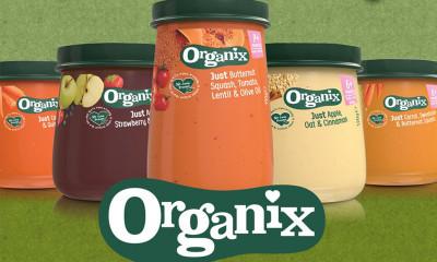 Free Organix Baby Food